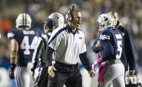 Jaren Wilkey | BYU BYU def. backs coach Nick Howell.