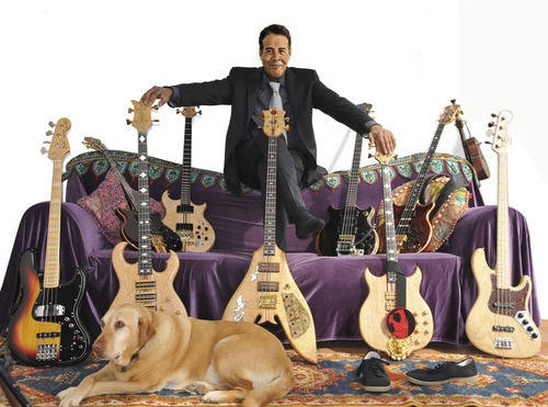 Courtesy photo Stanley Clarke will co-headline the opening show of the JazzSLC season.