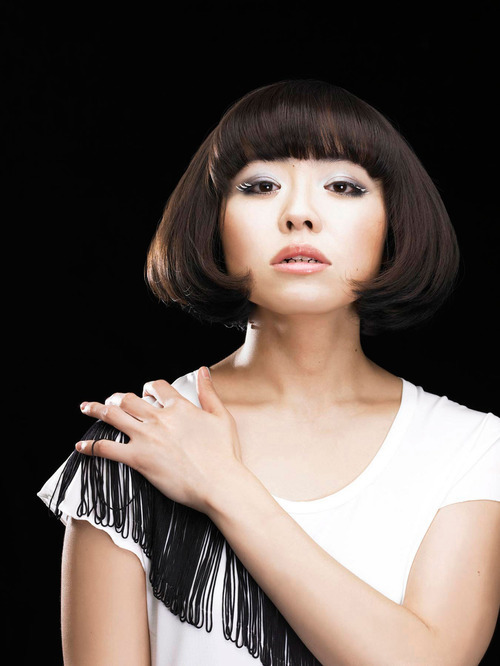 Courtesy photo Hiromi will perform with Stanley Clarke at the opening concert of the JazzSLC series.