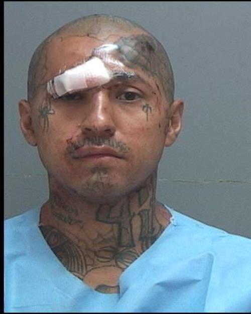 Courtesy Salt Lake County Jail  Frank Reyos