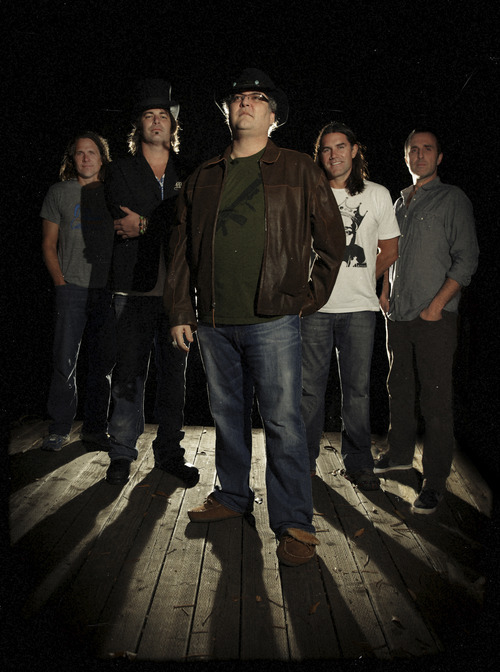 Courtesy photo Blues Traveler will perform at the Utah State Fair.