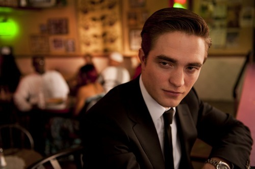 Robert Pattinson stars as a hedge-fund manager in David Cronenberg's