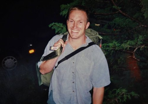 This undated photo provided by Mark and Kate Quigley shows Glen Doherty, who family members say died in an attack on the U.S. Consulate in Libya. Four Americans were killed at the U.S. Consulate in Benghazi on Tuesday, Sept. 11, 2012 along with U.S. Ambassador Chris Stevens. Kate Quigley identifies Doherty as her brother, saying in a media interview he was a former U.S. Navy Seal. (AP Photo/Quigley Family Photo)
