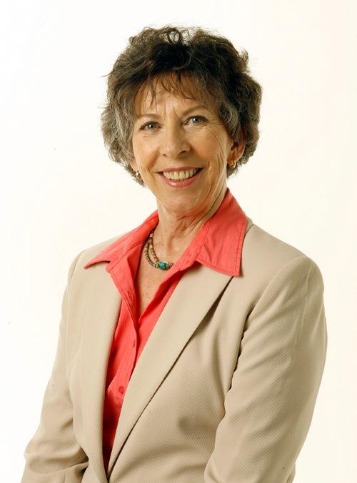 Nancy Conway. Tribune Mugs. Photo by Francisco Kjolseth/The Salt Lake Tribune 8/03/2006