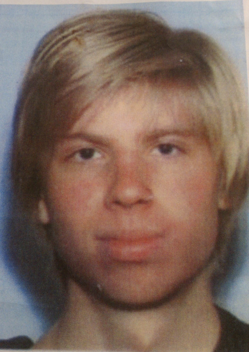 25-year-old Robin Putnam, who is thought to be in Salt Lake City.  Courtesy Salt Lake City Police Department