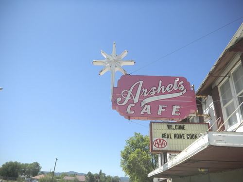 Tom Wharton | The Salt Lake Tribune Arshel's has been a Beaver tradition for generations, serving homemade soups and pies in a clean and friendly atmosphere.