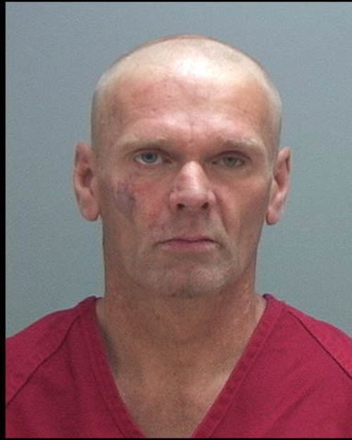 Robert Joseph Hibbard. (Salt Lake County Jail photo)
