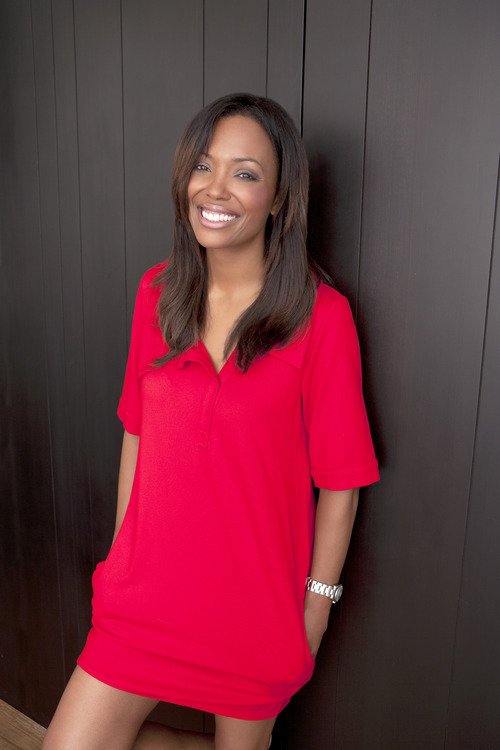 Aisha Tyler is a panelist on