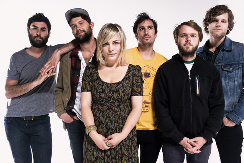 The Head and The Heart perform at The Depot tonight.