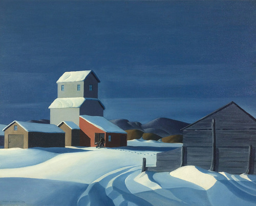 Courtesy Dale Nichols website The Utah Museum of Fine Arts at the University of Utah campus will sponsor the Dale Nichols: Transcending Regionalism exhibit from Sept. 28, 2012 to Mach 18, 2013. Nichols created artwork in the Midwest during the Great Depression, when he turned toward the local landscape in hopes of creating a uniquely American art.