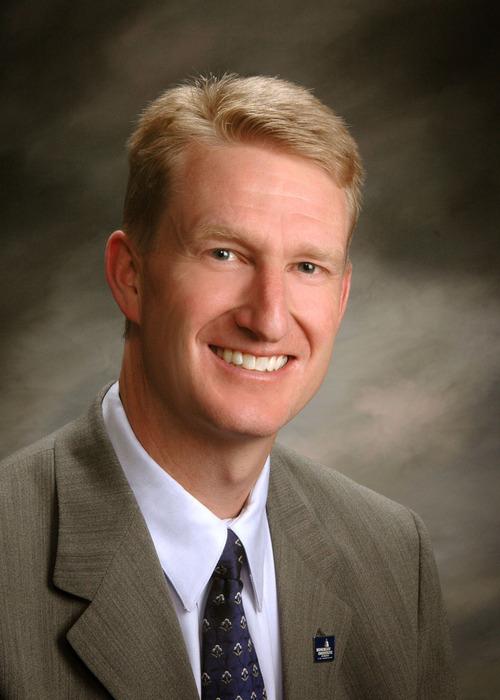 Kirk Jowers, the Director of the University of Utah's Hinckley Institute of Politics.