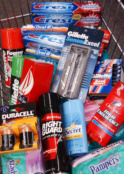 Neal Hamberg /Bloomberg News May or June are the best times to buy deodorant and other toiletries. Not only do prices fall but the most lucrative coupons are available then, making deodorant very cheap and sometimes free.