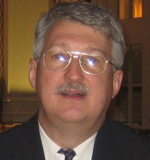 Courtesy Robert H. Stockman Robert H. Stockman, author of Abdu'l Baha in America.