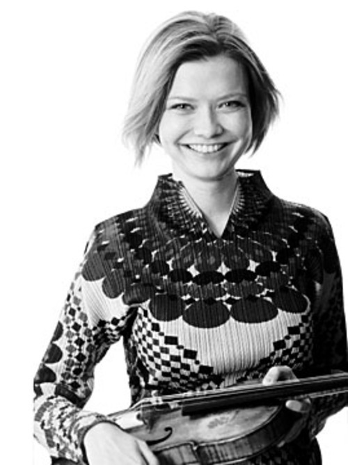 Alina Ibragimova Courtesy photo