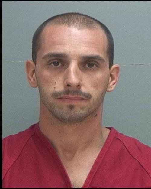 Robert Dewitt Browne. (Salt Lake County Jail photo).