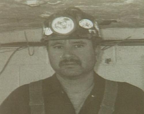 miner manuel sanchez- no photo credit