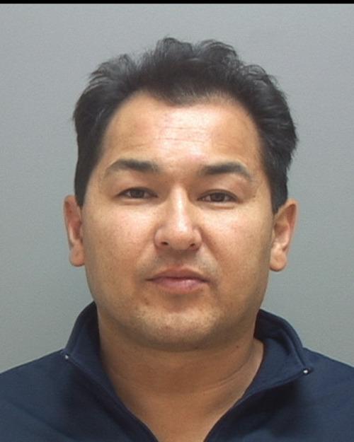 Anthony Mayhew, 2008. Courtesy Salt Lake County Jail