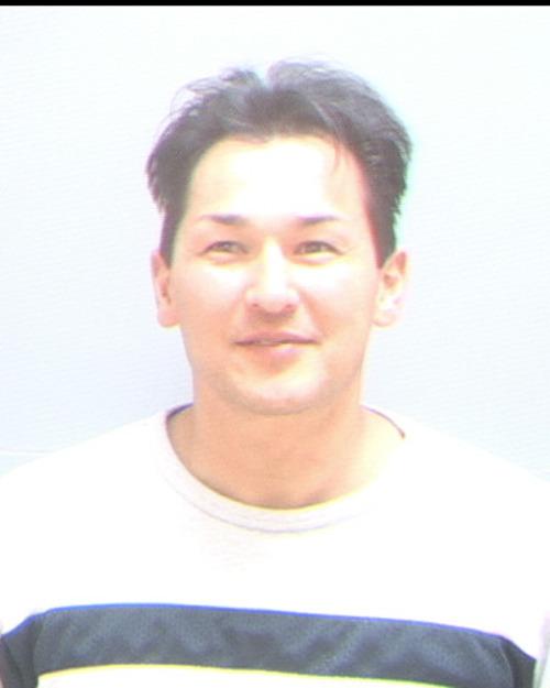 Anthony Mayhew. Courtesy Salt Lake County Jail