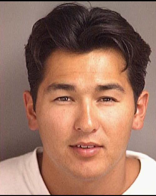Anthony Mayhew, 1996. Courtesy Salt Lake County Jail