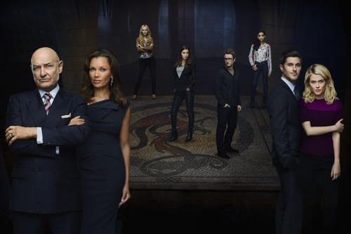 Terry O'Quinn, Vanessa Williams, Helena Mattsson, Mercedes Masohn, Robert Buckley, Samantha Logan, Dave Annable and Rachael Taylor star in ABC's