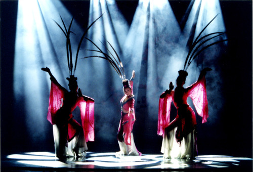 Courtesy of Beijing Dance Academy The Beijing Dance Academy will perform with the BYU Philharmonic for a program of contemporary dance -- inspired by traditional movement and music -- on Oct. 3 at the Brigham Young University de Jong Concert Hall.