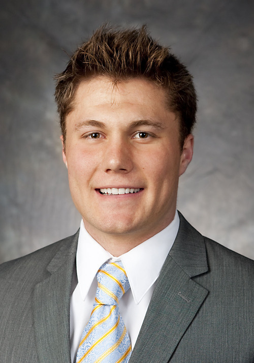 Riley Nelson  March 24, 2010.  Photo by Kenny Crookston  Copyright BYU PHOTO 2010 All Rights Reserved 801-422-7322  photo@byu.edu