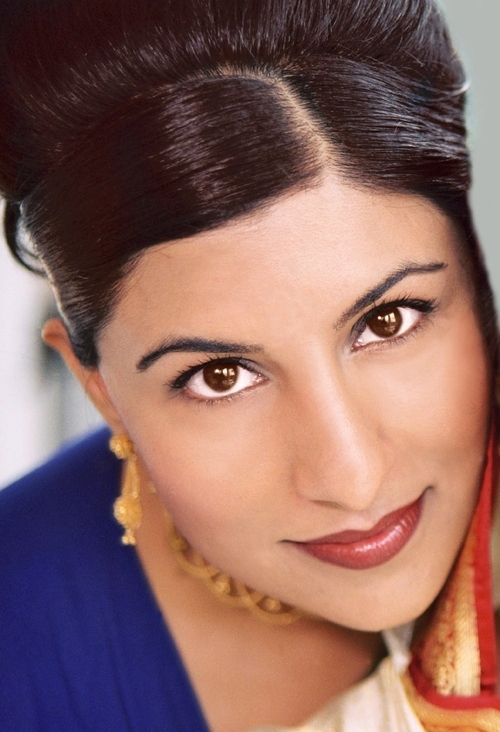 Courtesy photo Soprano Priti Gandhi will perform with the Utah Symphony the weekend of Sept. 28.