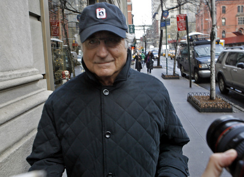 (AP photo0 The Bernie Madoff case shed light on undetected problems that can exist in an investment advisory firm and lead to scams.