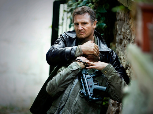 This image released by 20th Century Fox shows Liam Neeson in a scene from