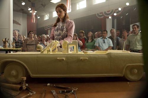 Jennifer Garner in a scene from the film,