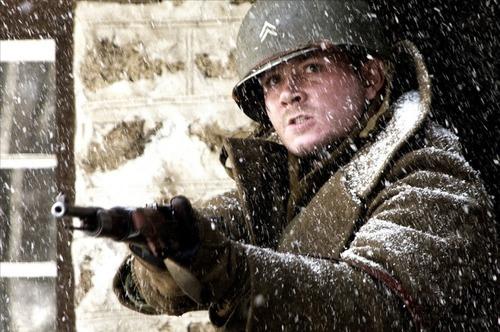 Courtesy photo Corbin Allred stars in the 2003 World War II drama