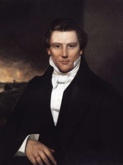Joseph Smith.  From the book