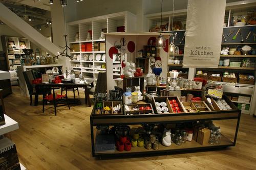 francisco kjolseth the salt lake tribune west elm an interior design store is - West Elm Store