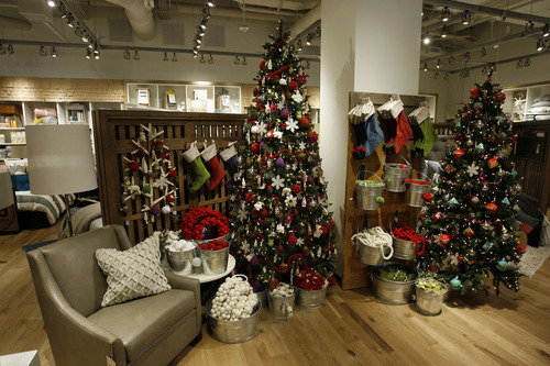 West Elm Christmas Ornaments.Utah S First West Elm Store Opens At City Creek The Salt