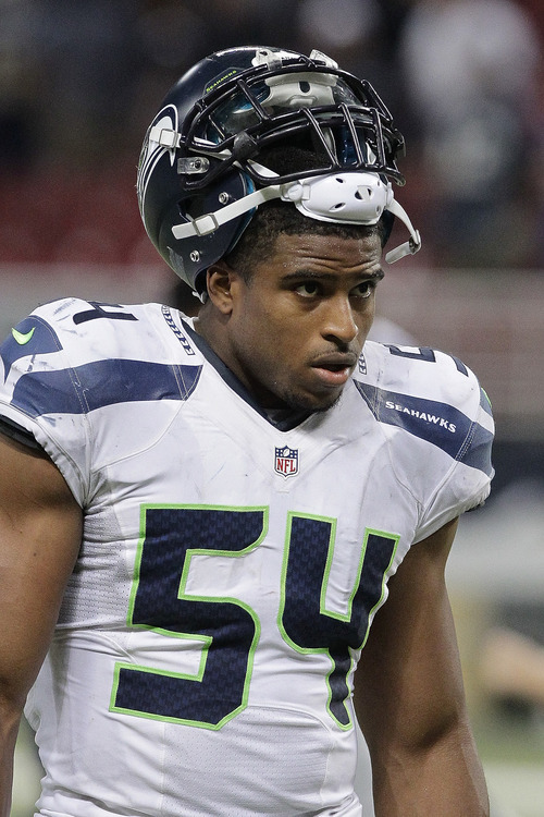 Seth Perlman  |  AP file photo Bobby Wagner and the Seahawks are the league's top defense. So clearly Tom Brady has no chance.