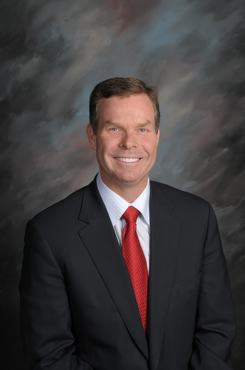 Courtesy photo Chief Deputy Attorney General John Swallow is running for Utah attorney general. Twelve-year Attorney General Mark Shurtleff is stepping down after finishing his current term in January.