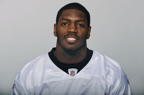 Jonathan Vilma of the New Orleans Saints, 2009 Headshot