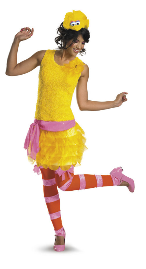 Big Bird Costumes Hot Sellers For Halloween The Salt Lake Tribune