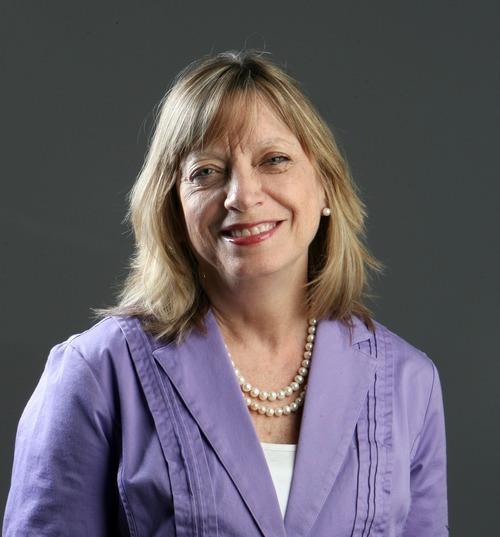 File  |  The Salt Lake Tribune Salt Lake Tribune religion reporter Peggy Fletcher Stack.