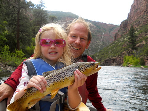 Green river fishing report year of the rainbow continues for Green river lake fishing report