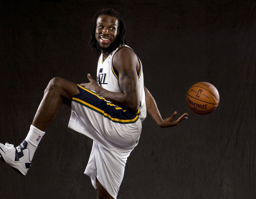 Scott Sommerdorf  |  The Salt Lake Tribune              Once DeMarre Carroll got a shot with the Jazz, he never looked back.