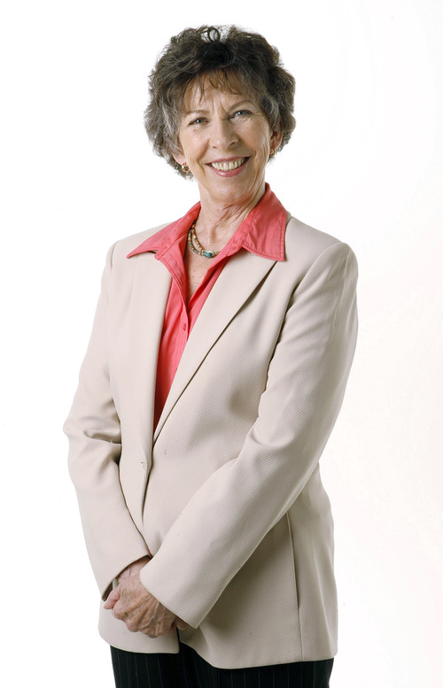 Nancy Conway, Tribune editor