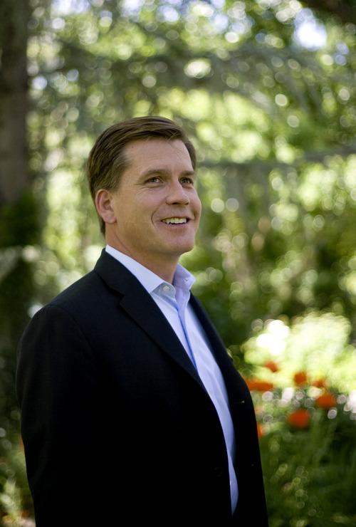 Kim Raff | Tribune file photo Mark Crockett, Republican candidate for Salt Lake County mayor.