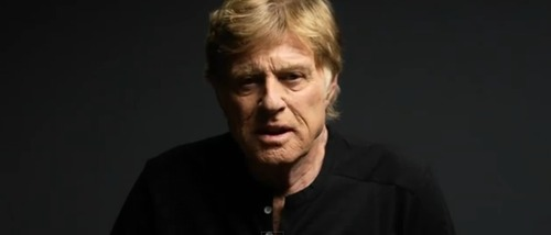 "Robert Redford appears in a public service announcement, posted Monday on YouTube, to launch ""One Billion Rising,"" a campaign to call attention to the epidemic of rape and abuse against women around the world."
