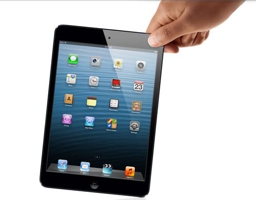 Courtesy photo The new iPad mini from Apple.