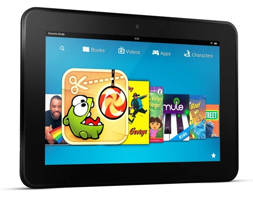 Courtesy photo The Kindle Fire HD tablet from Amazon.