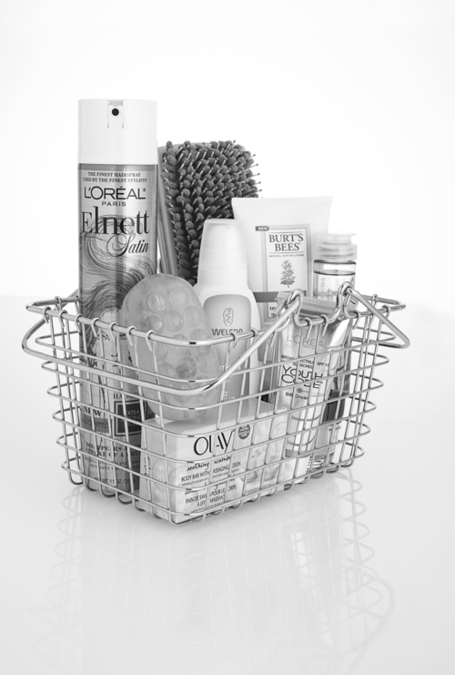Courtesy Lara Robby Stock up your bathroom with these top hair, scent and skin products.