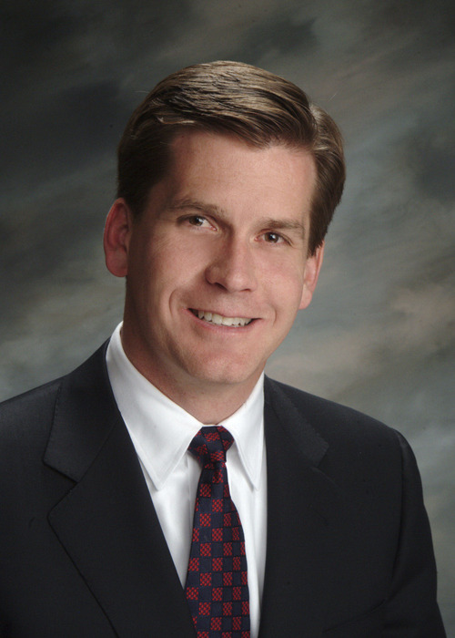 Mark Crockett, Republican Salt Lake County mayor candidate