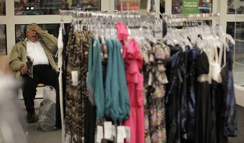 (AP Photo/Jae C. Hong) Although many retailers opened on Thanksgiving Day last year offering bargains, Black Friday remained the busiest shopping day of the year in 2011, followed by the Saturday before Christmas.