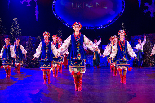 Courtesy photo The BYU International Folk Dance Ensemble.